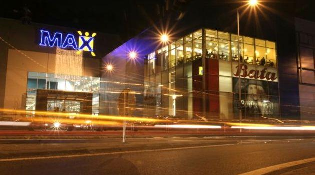 Zábavno obchodné centrum Max Trenčín -