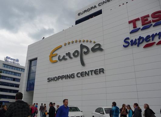 Europa SC Zvolen -