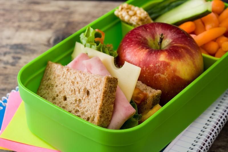 Zdravá a rýchla desiata pre školákov