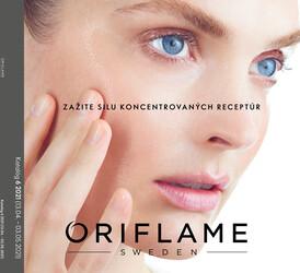 letáky Oriflame