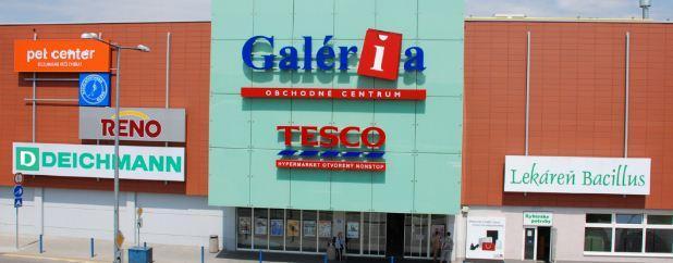 OC Galéria Bratislava -