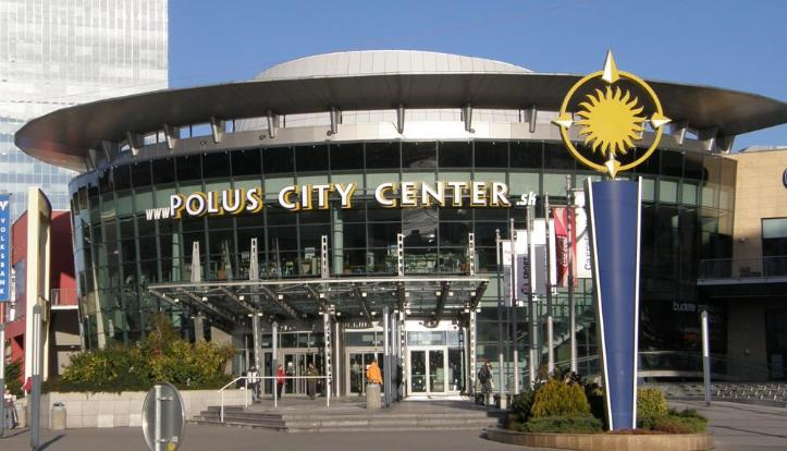 Polus City Center -