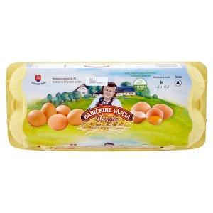 Babičkine vajcia 10 ks