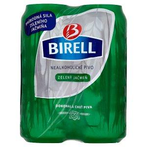 Birell Zelený jačmeň nealkoholické pivo 500 l