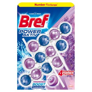 Bref Power Aktiv 3x50 g