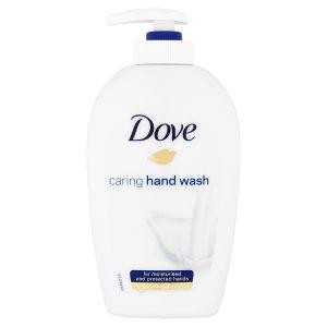 Dove Jemné tekuté mydlo 250 ml