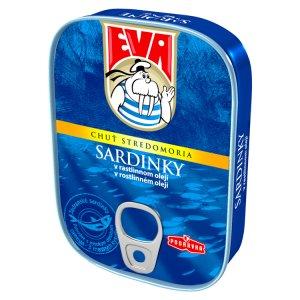 Eva Sardinky 115 g