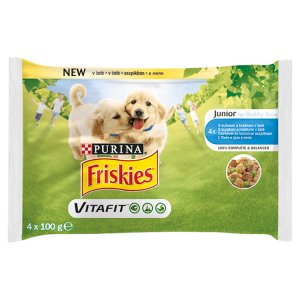 Friskies kapsičky pre psy 100 g