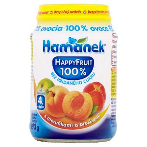 Hamánek Happy Fruit 190 g