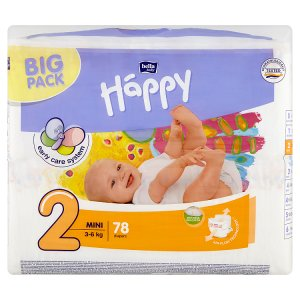 Happy Detské 78 ks