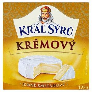 Král Sýrů 125 g