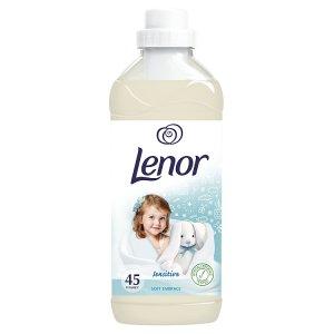 Lenor Soft Embrace Aviváž 45 Praní