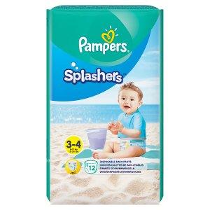 Pampers Splashers Veľkosť