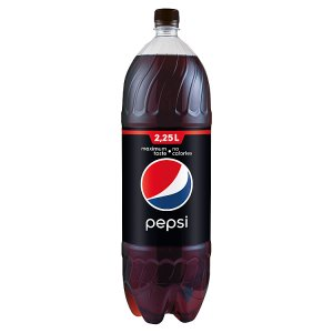Pepsi bez kalórií 2,25 l