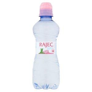 Rajec Dojčenská voda pramenitá nesýtená 0,33 l