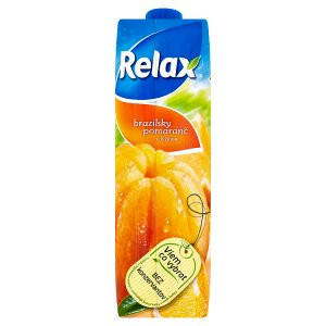 Relax 1 l, vybrané druhy