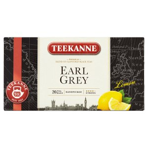 Teekanne Earl Grey 33 g