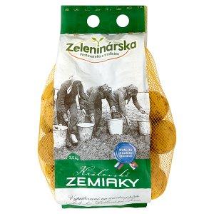 Zeleninárska Kráľovské zemiaky
