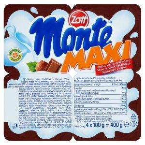 Zott Monte 100 g