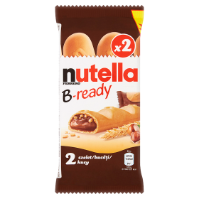 Nutella B-ready 2x22 g