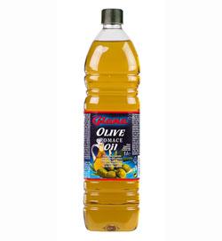 Giana Olej z olivových výliskov 1l