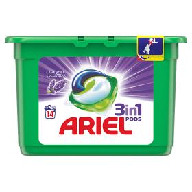 Ariel Pracie Kapsuly 14 praní
