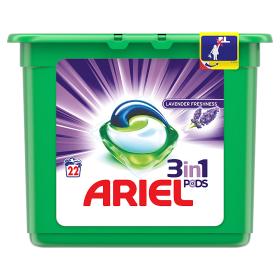 Ariel Pracie Kapsuly 22 praní
