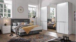 Spálňa - skriňa s posuvnými dverami